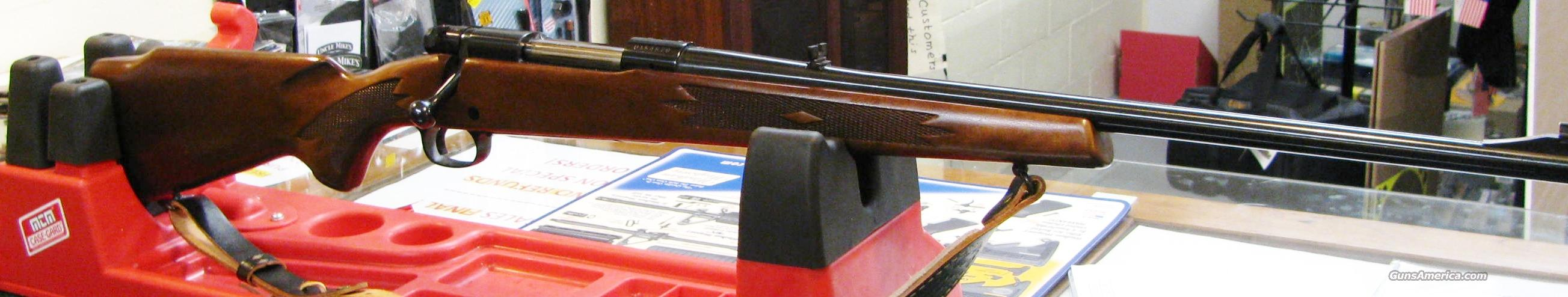 Ted Williams Model 53 Winchester 70  Guns > Rifles > Winchester Rifles - Modern Bolt/Auto/Single > Model 70 > Post-64