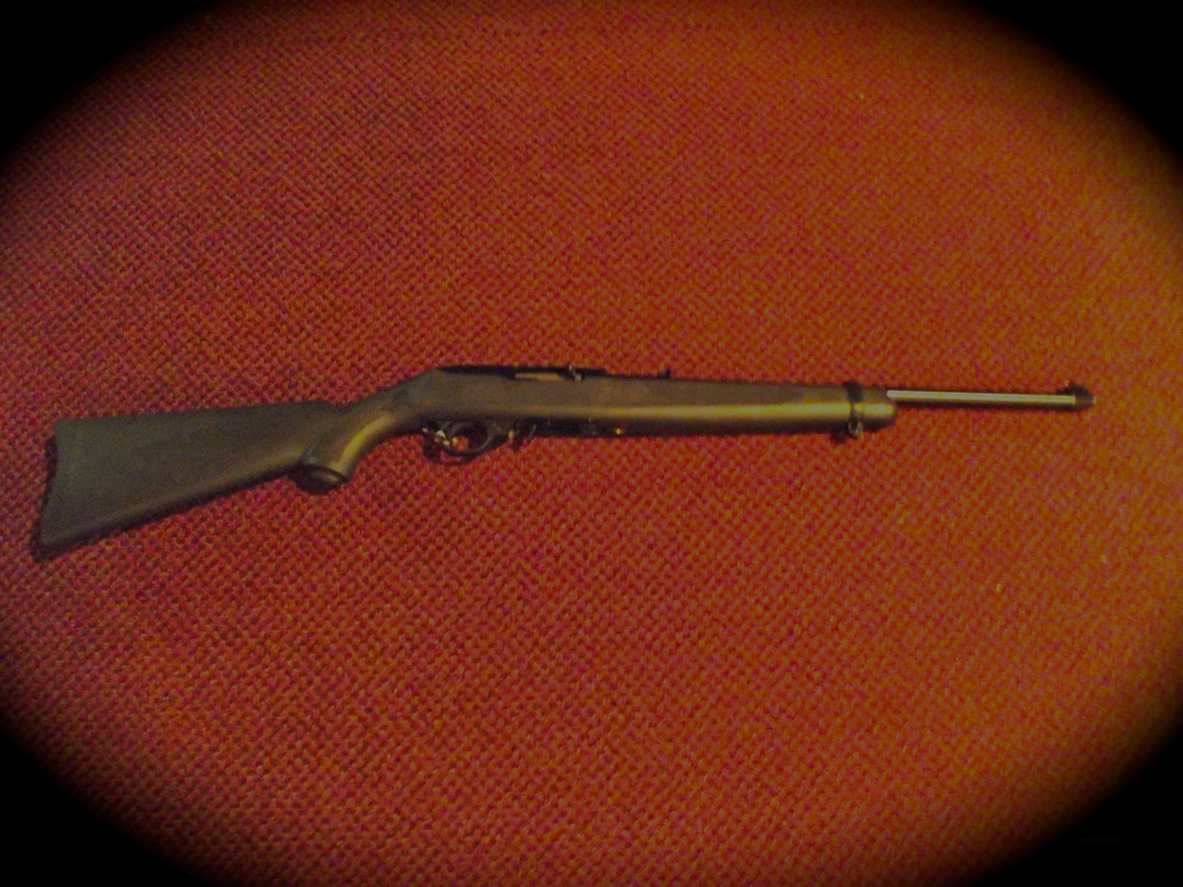 NIB Ruger 10/22 RPF W/Synthetic Stock  Guns > Rifles > Ruger Rifles > 10-22