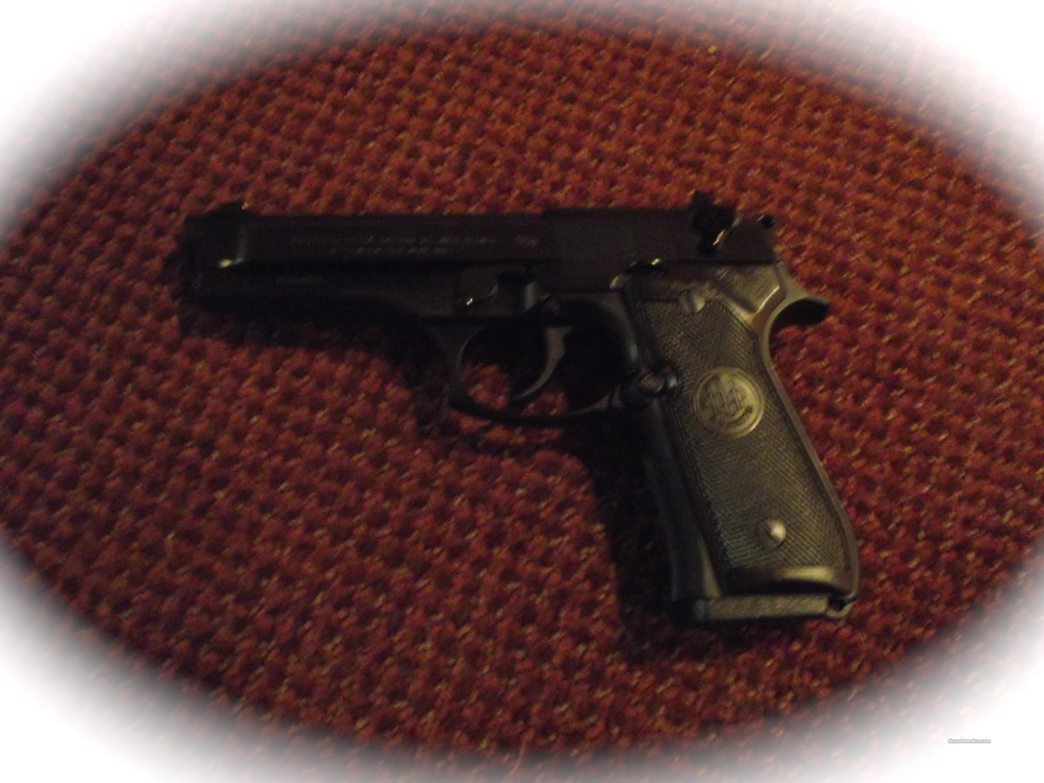 NIB Beretta 92FS 9MM  Guns > Pistols > Beretta Pistols > Model 92 Series