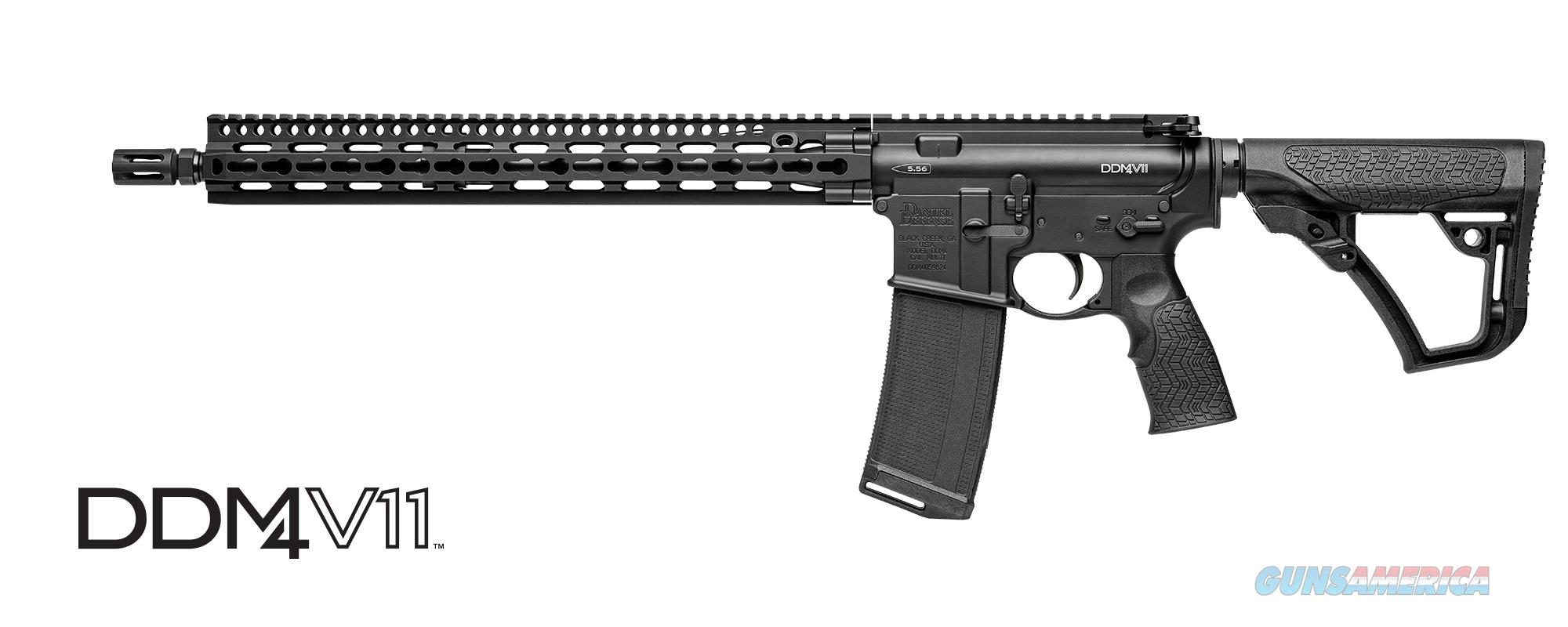 Daniel Defense DDM4V11   Guns > Rifles > Daniel Defense > Complete Rifles