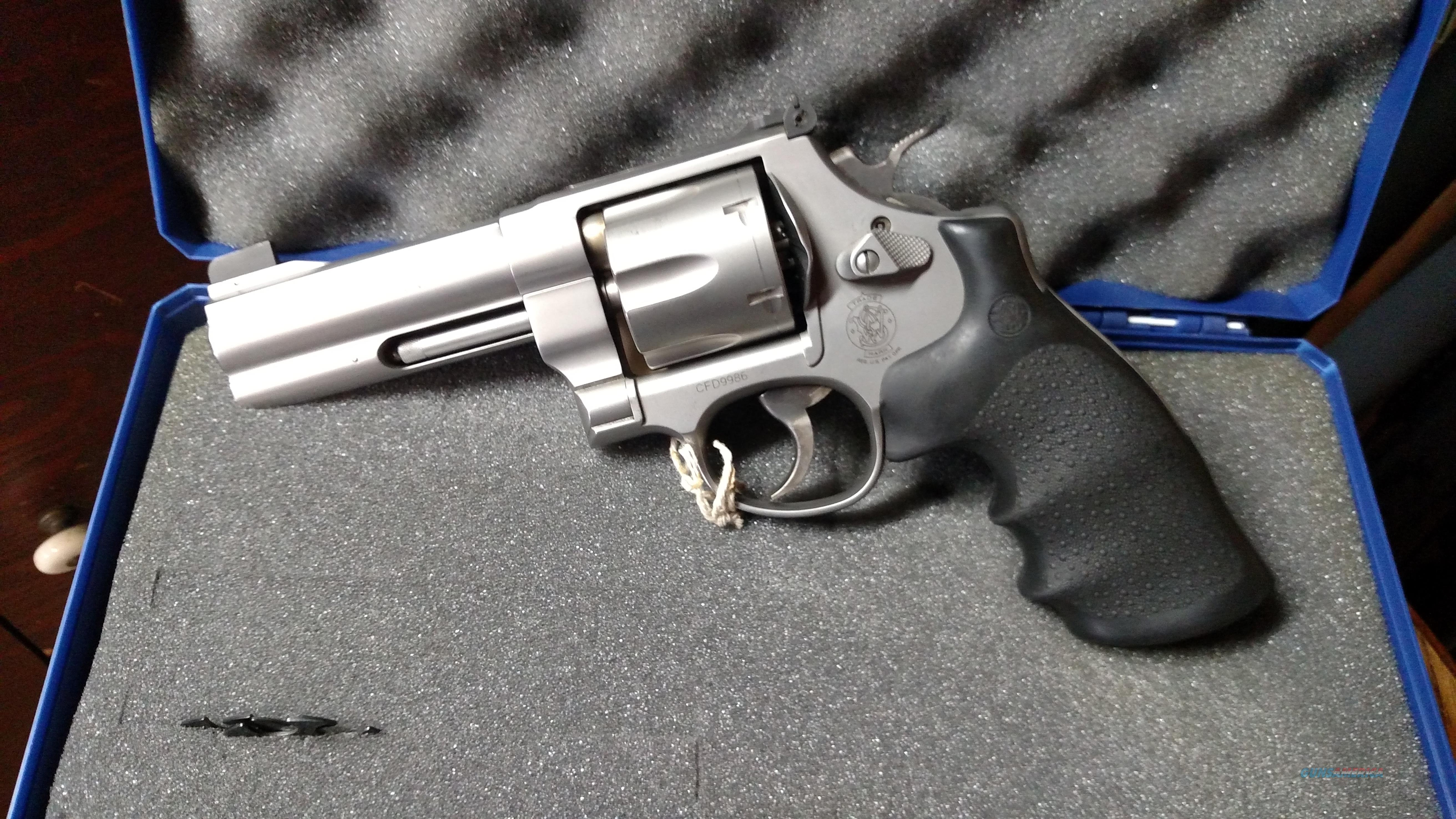 Very Nice Smith & Wesson 625-8 45 ACP 160935  Guns > Pistols > Smith & Wesson Revolvers > Full Frame Revolver