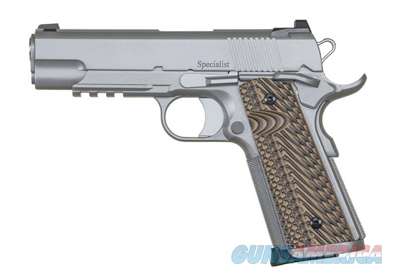Dan Wesson 1911 Specialist Commander Stainless 45 ACP Pistol  Guns > Pistols > Dan Wesson Pistols/Revolvers > 1911 Style