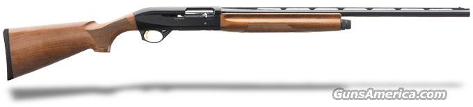 Benelli Montefeltro Semi-Auto Shotgun 10865, 20 Gauge, 26 in, 3 Chmbr, Satin Walnut, Blued Finish  Guns > Shotguns > Benelli Shotguns > Sporting