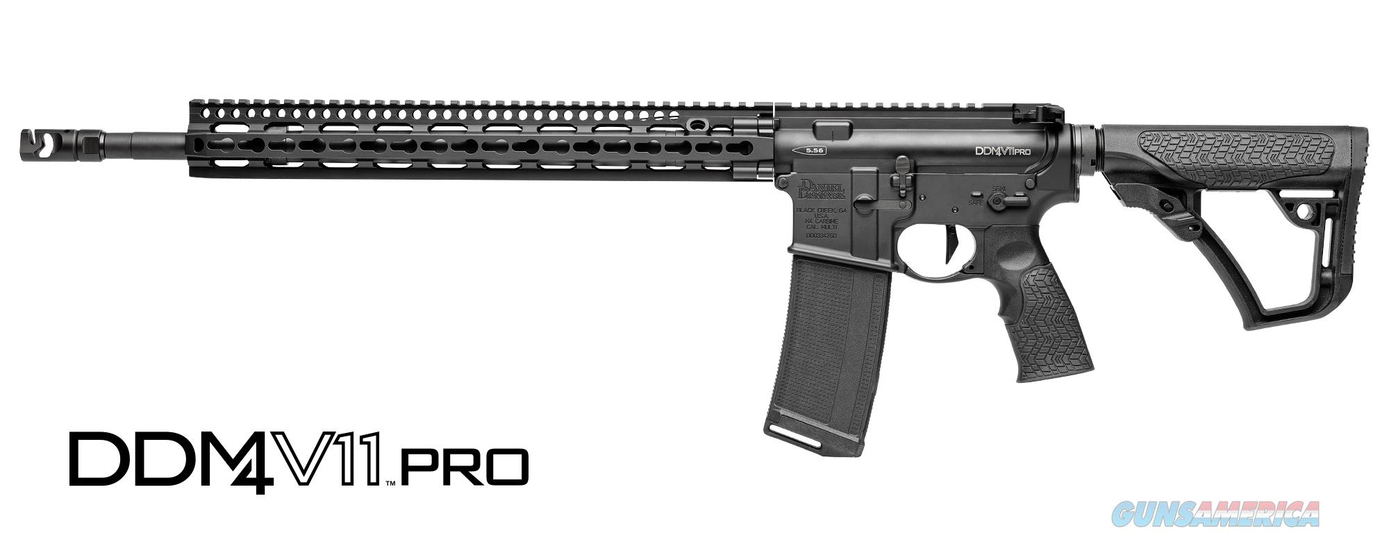Daniel Defense DDM4V11 PRO  Guns > Rifles > Daniel Defense > Complete Rifles
