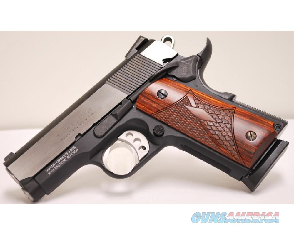 S Amp W Pro Series 1911 Sub Compact Talo Special 45 For Sale