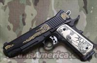 Sig Sauer 1911 Defending Liberty 1of500 (New)   Guns > Pistols > Sig - Sauer/Sigarms Pistols > 1911