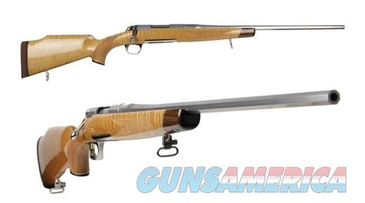 "Browning X-Bolt Whilte Gold Medalion Maple Rifle 035332225, 280 Remington, 22"", Maple Stock, Stainless Finish  Guns > Rifles > Browning Rifles > Bolt Action > Hunting > Stainless"