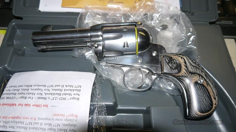 Ruger 5152 New Vaquero Bird's Head Revolver .45 ACP 3.75in Stainless TALO  Guns > Pistols > Ruger Single Action Revolvers > Cowboy Action