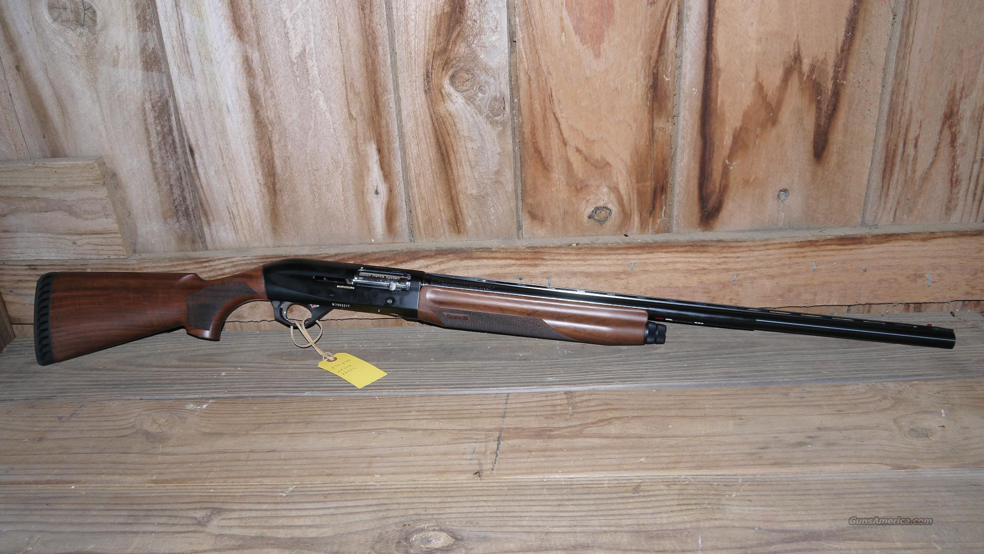 "As New in Box Benelli 12GA Montefeltro 28"" Walnut  Guns > Shotguns > Benelli Shotguns > Sporting"