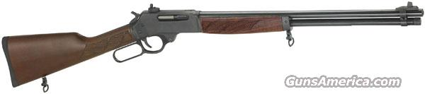 HENRY LEVER ACTION .30-.30 RIFLE H009  Guns > Rifles > Henry Rifle Company