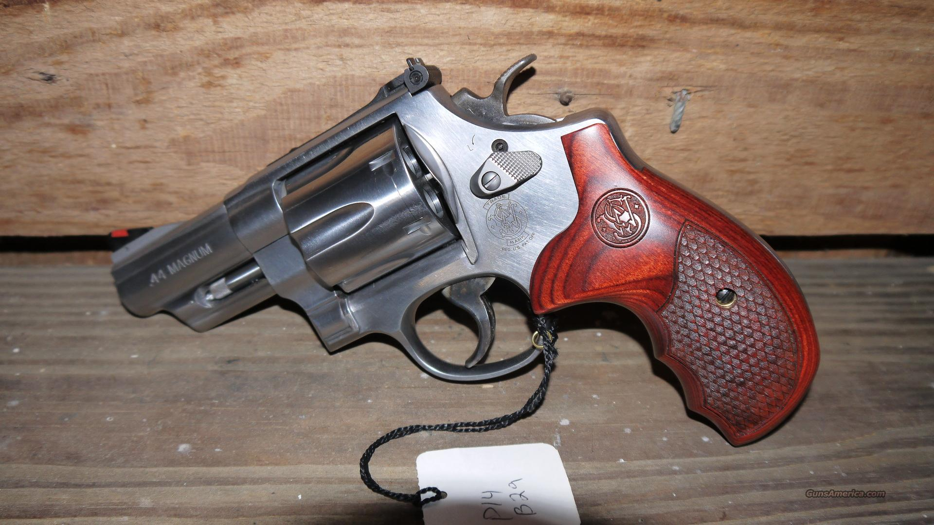 Smith & Wesson 150715 .44 Mag Revolver TALO  Guns > Pistols > Smith & Wesson Revolvers > Model 629