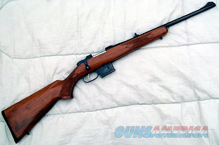 "CZ 527 CARBINE BOLT 7.62X39MM 18.5""BARREL, WALNUT STOCK, 5 ROUND  Guns > Rifles > CZ Rifles"