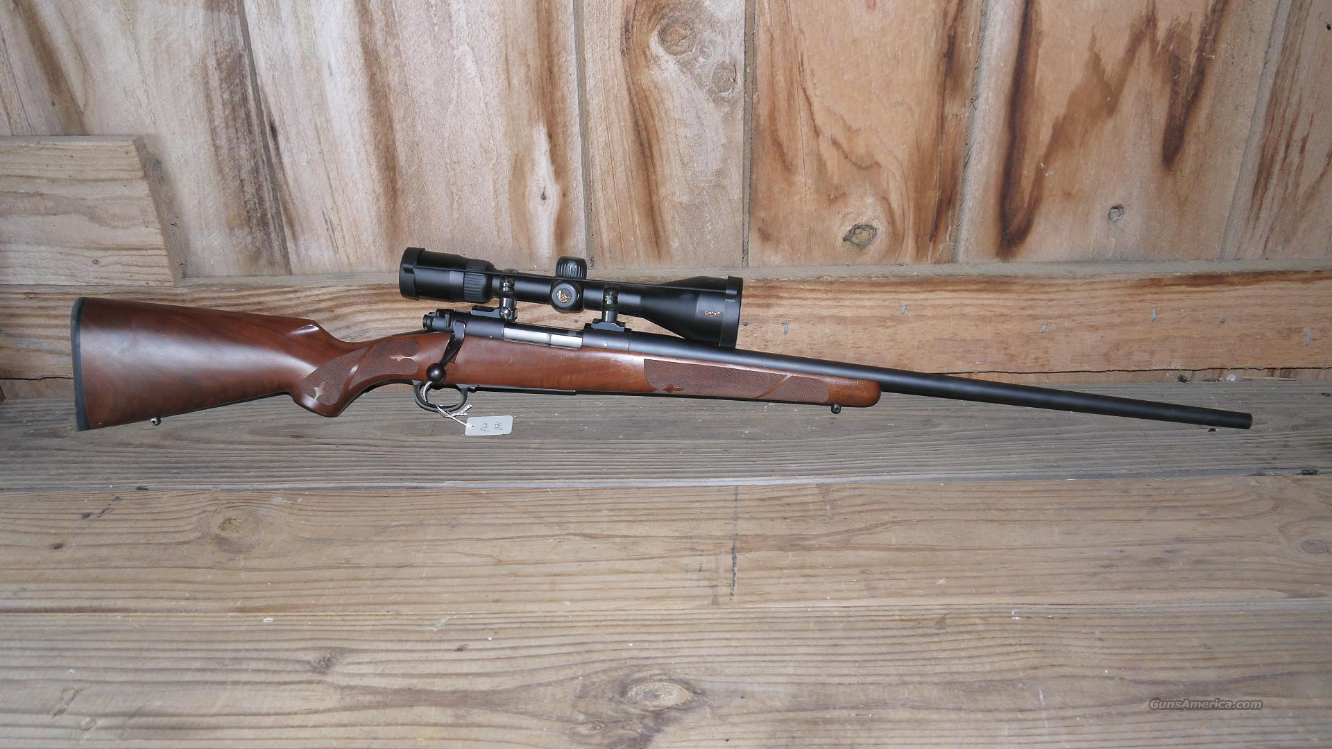 "Excellent CZ Model 03 270WSM 24"" Walnut + Nikon   Guns > Rifles > CZ Rifles"