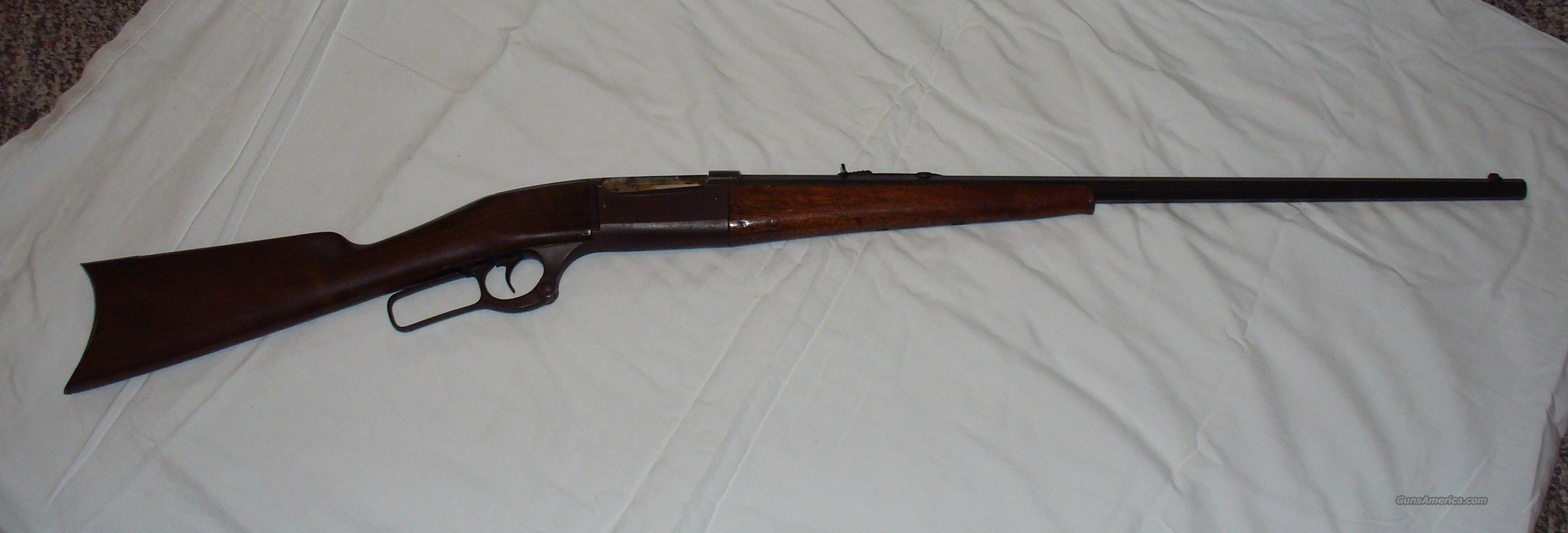 Savage Model 1899 Rifle  Guns > Rifles > Savage Rifles > Model 95/99 Family