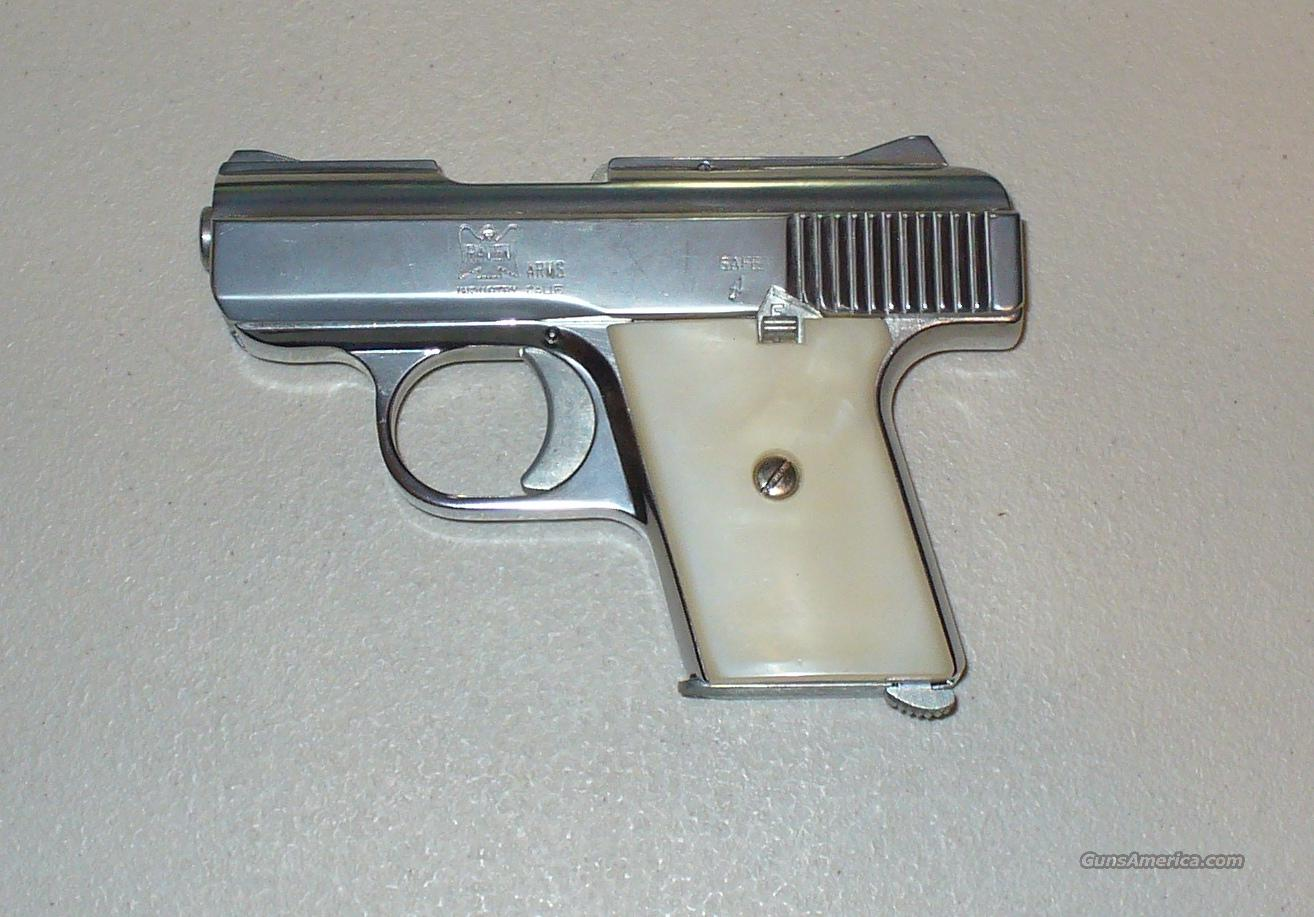 Raven Arms Model MP-25 Semi-Auto Pistol  Guns > Pistols > R Misc Pistols