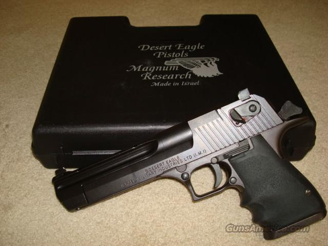 DESERT EAGLE .44 MAGNUM MARK XIX (LIKE NEW)  Guns > Pistols > Desert Eagle/IMI Pistols > Desert Eagle