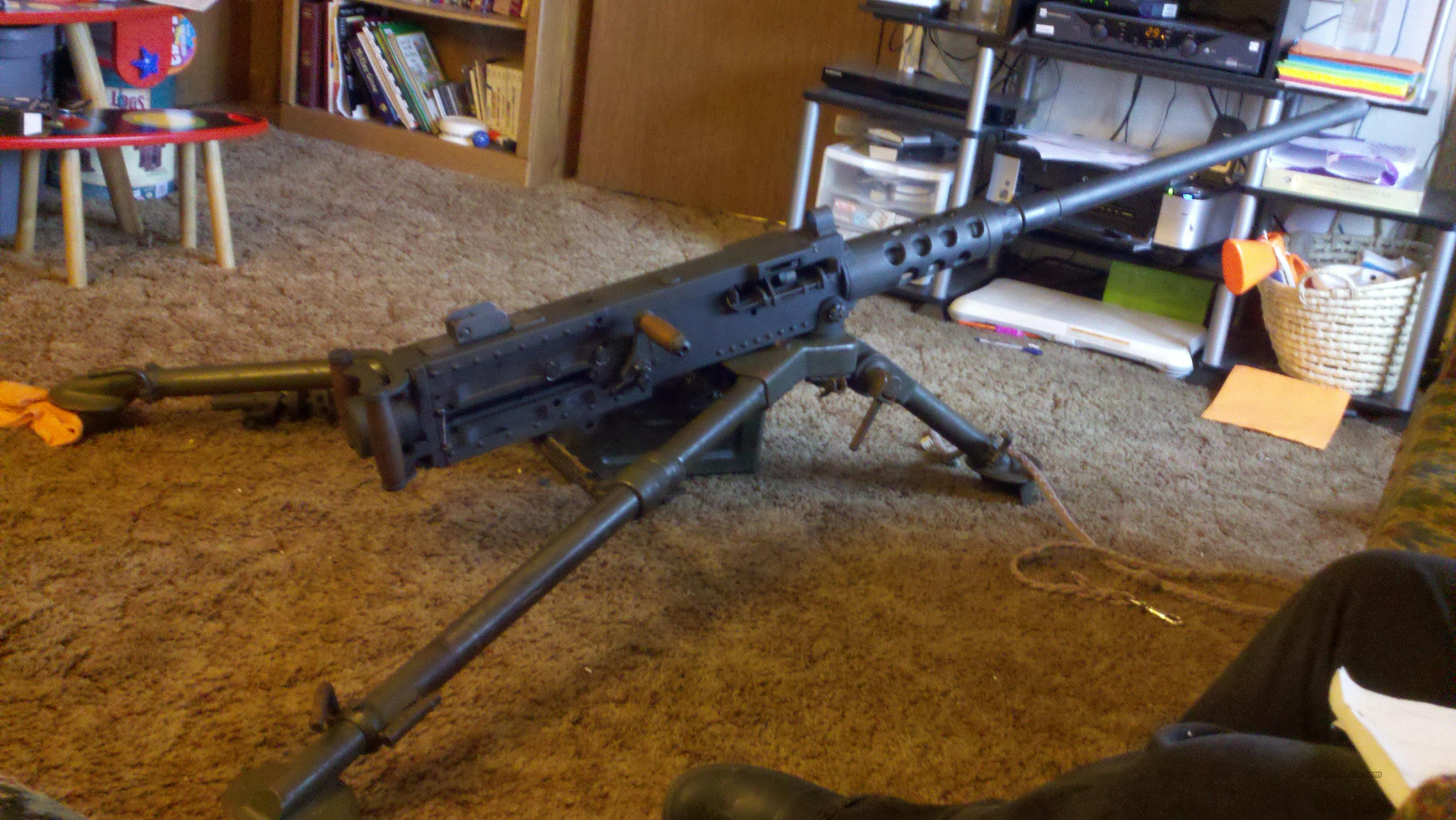 browning 50 caliber machine gun for sale