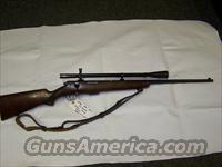 Savage Model 23 D  Guns > Rifles > Savage Rifles > Standard Bolt Action > Sporting