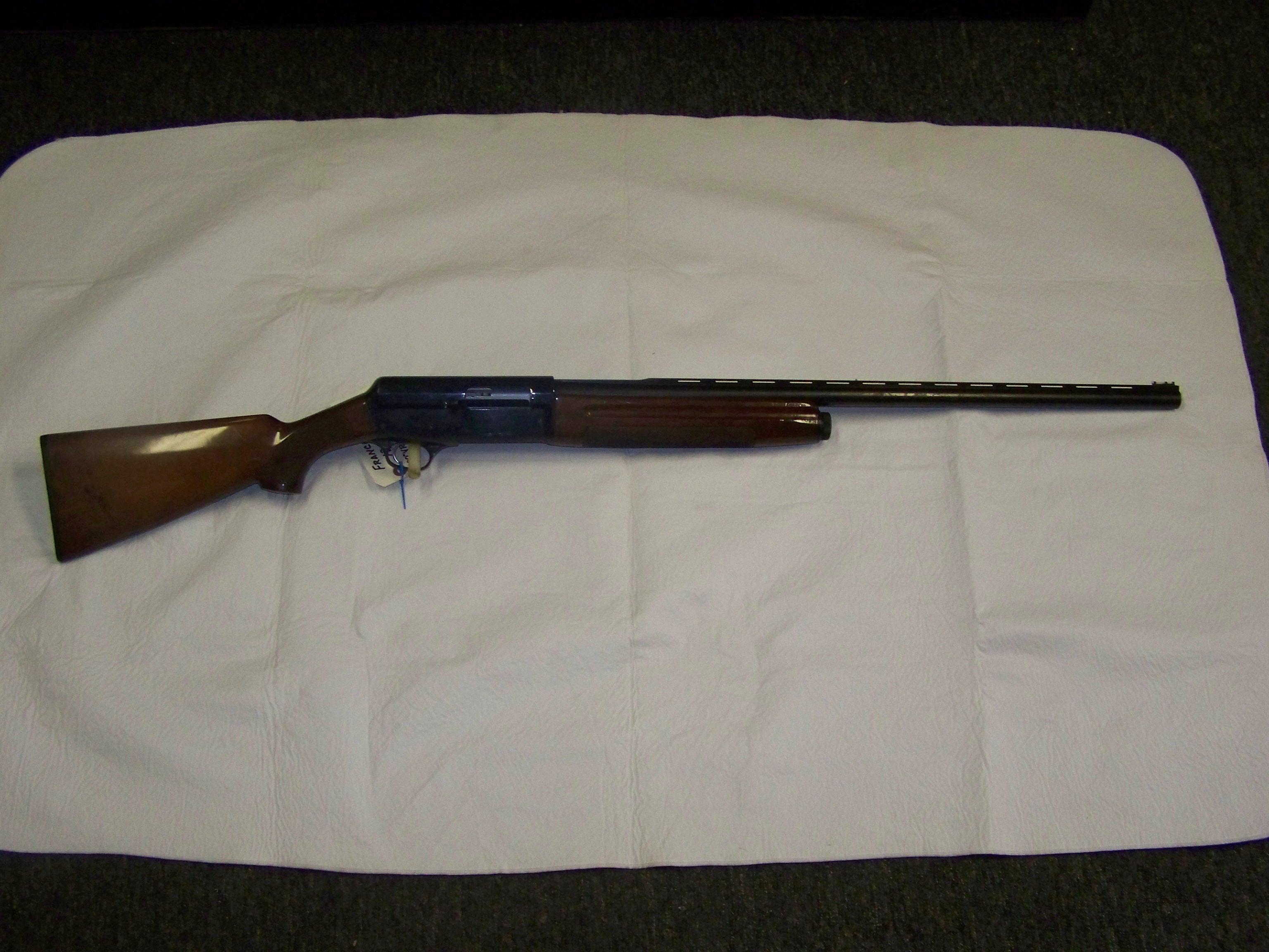 Franchi  12 ga.   Guns > Shotguns > Franchi Shotguns > Auto/Pump > Hunting