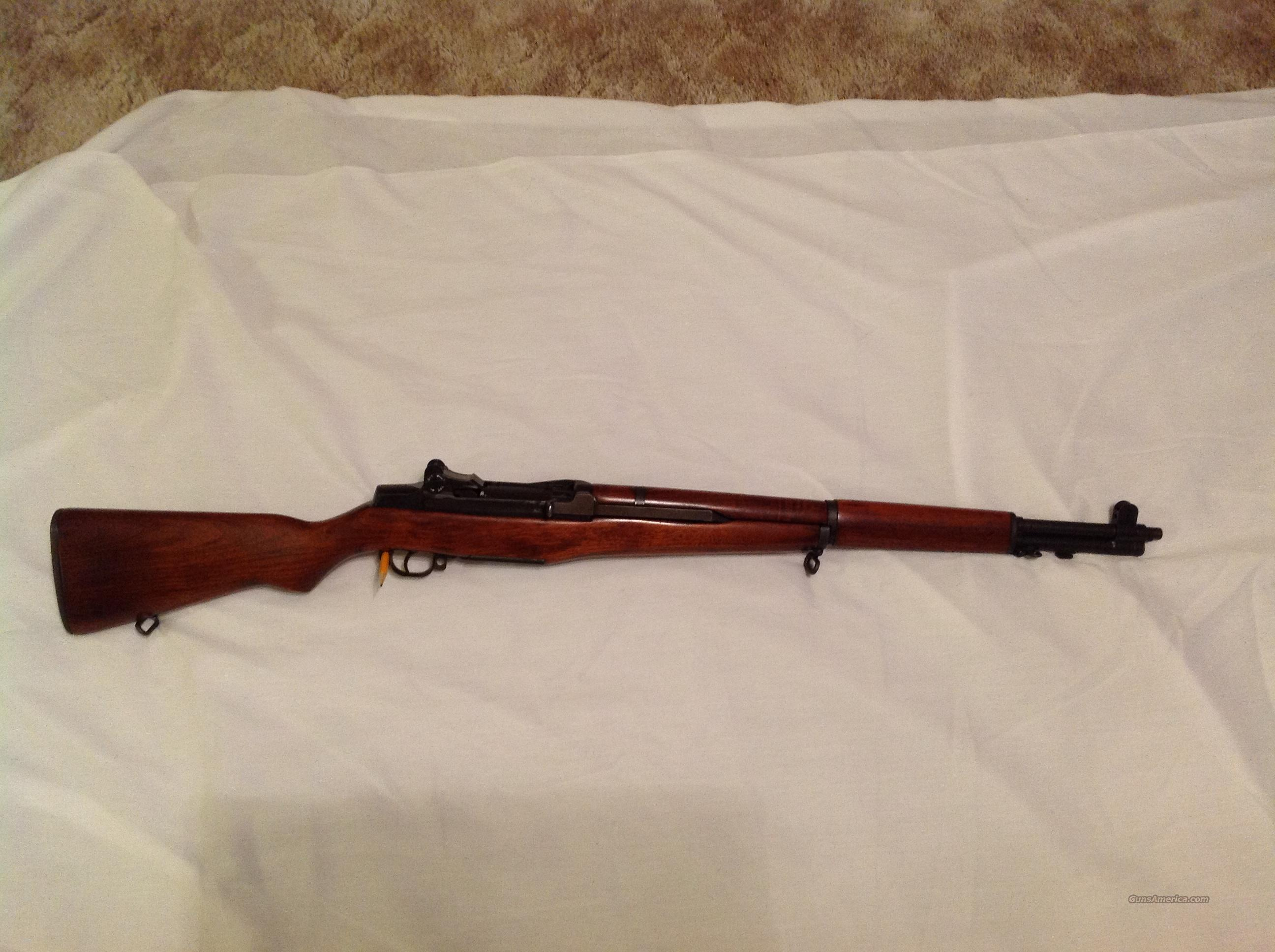 M1 Garand National Match  Guns > Rifles > Military Misc. Rifles US > M1 Garand