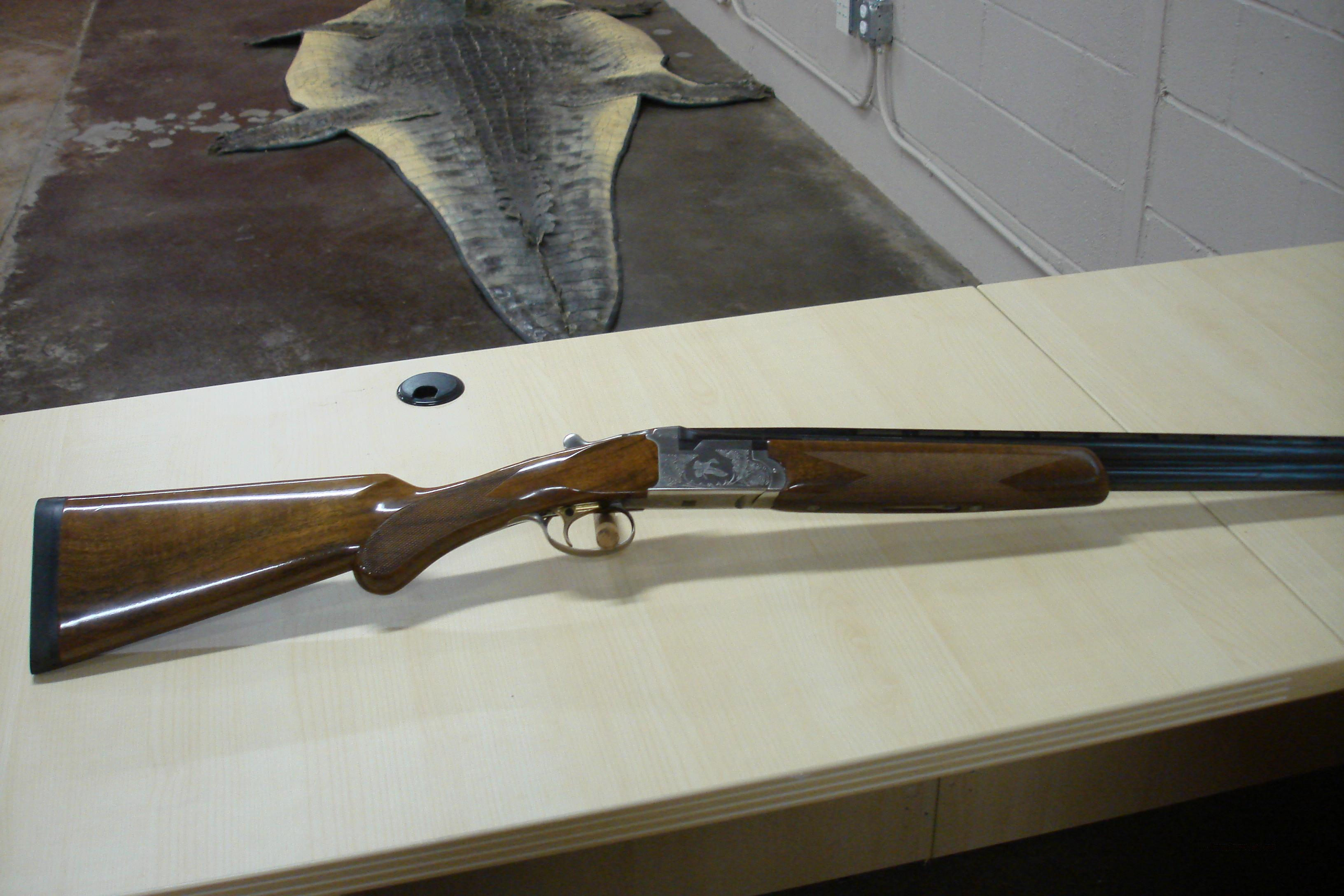 Weatherby Orion Grade 11  Guns > Shotguns > Weatherby Shotguns > Hunting > O/U