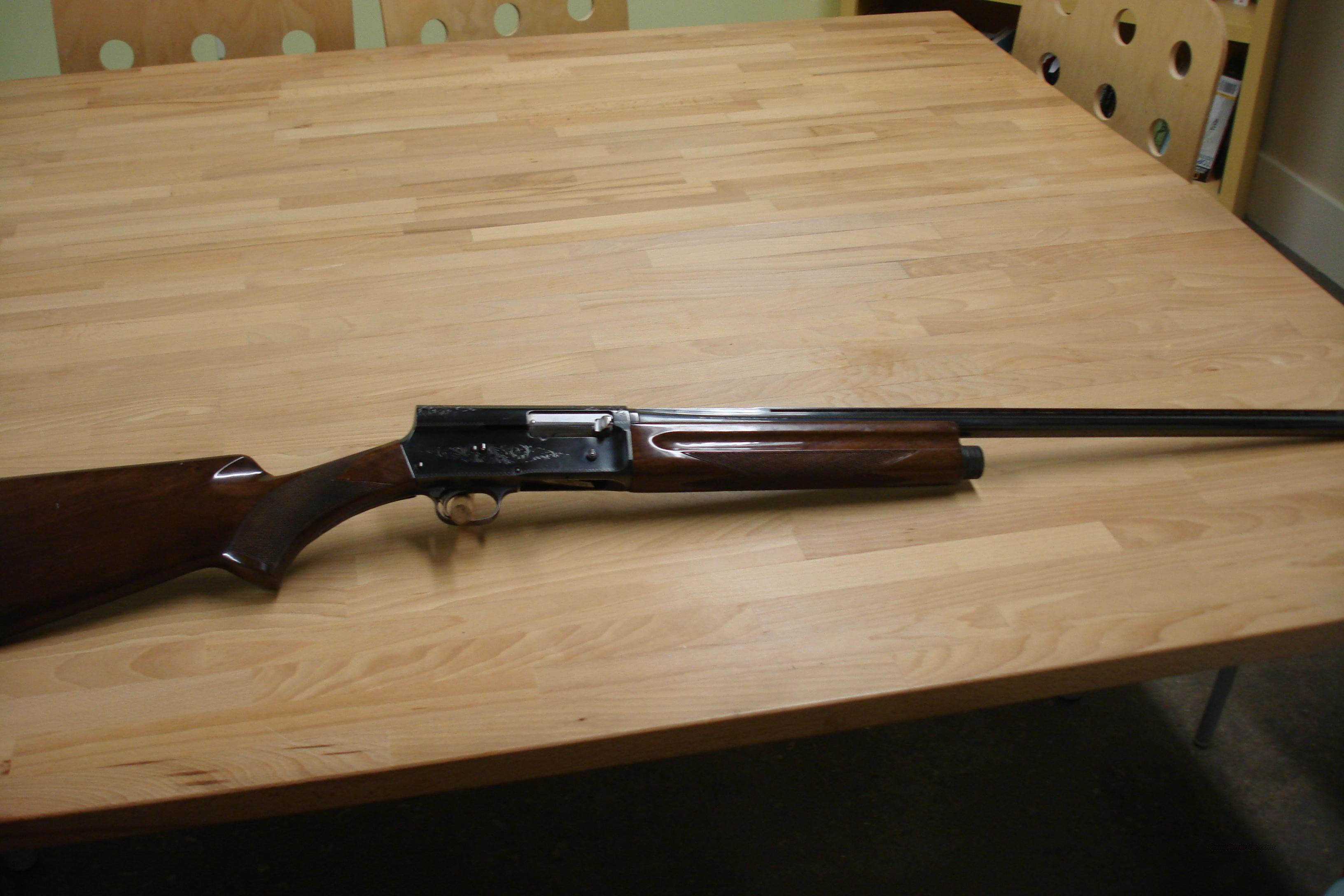 Browning Auto 5 20 gauge  Guns > Shotguns > Browning Shotguns > Autoloaders > Hunting