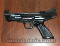 Beeman Webley Hurricane 22 cal Air Pistol  Non-Guns > Air Rifles - Pistols > Adult High Velocity