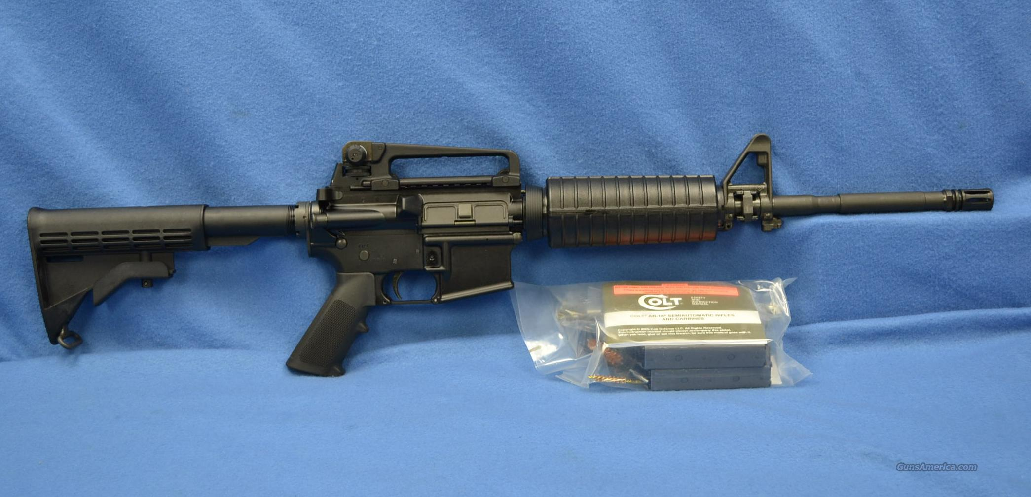 Colt LE6920 M4 Caliber 5.56 CARBINE AR 15 M16 223  Guns > Rifles > Colt Military/Tactical Rifles