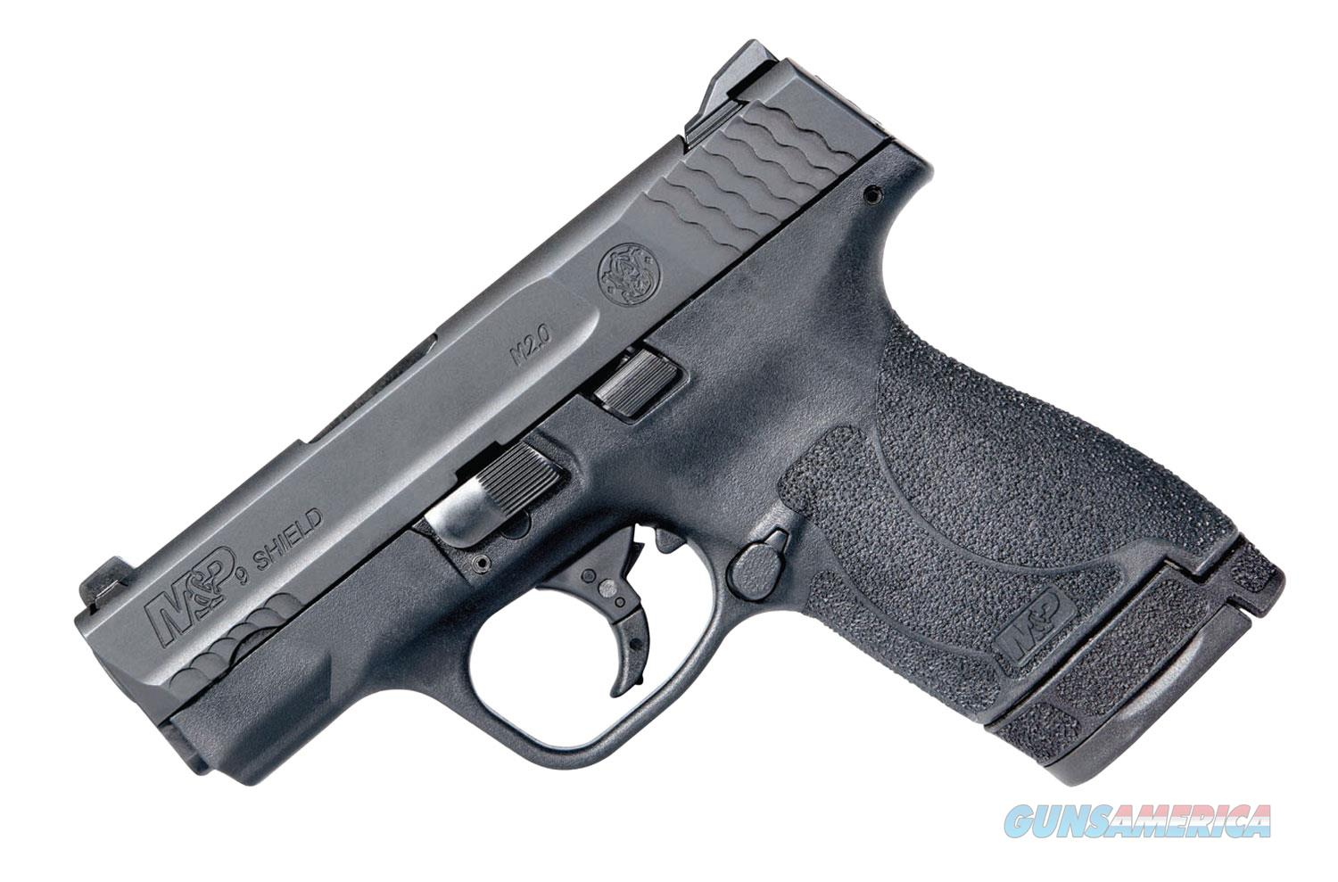 """Smith & Wesson 11808 M&P 9 Shield M2.0 9mm 7+1/8+1 NMS """"NO CREDIT CARD FEE""""  Guns > Pistols > Smith & Wesson Pistols - Autos > Shield"""