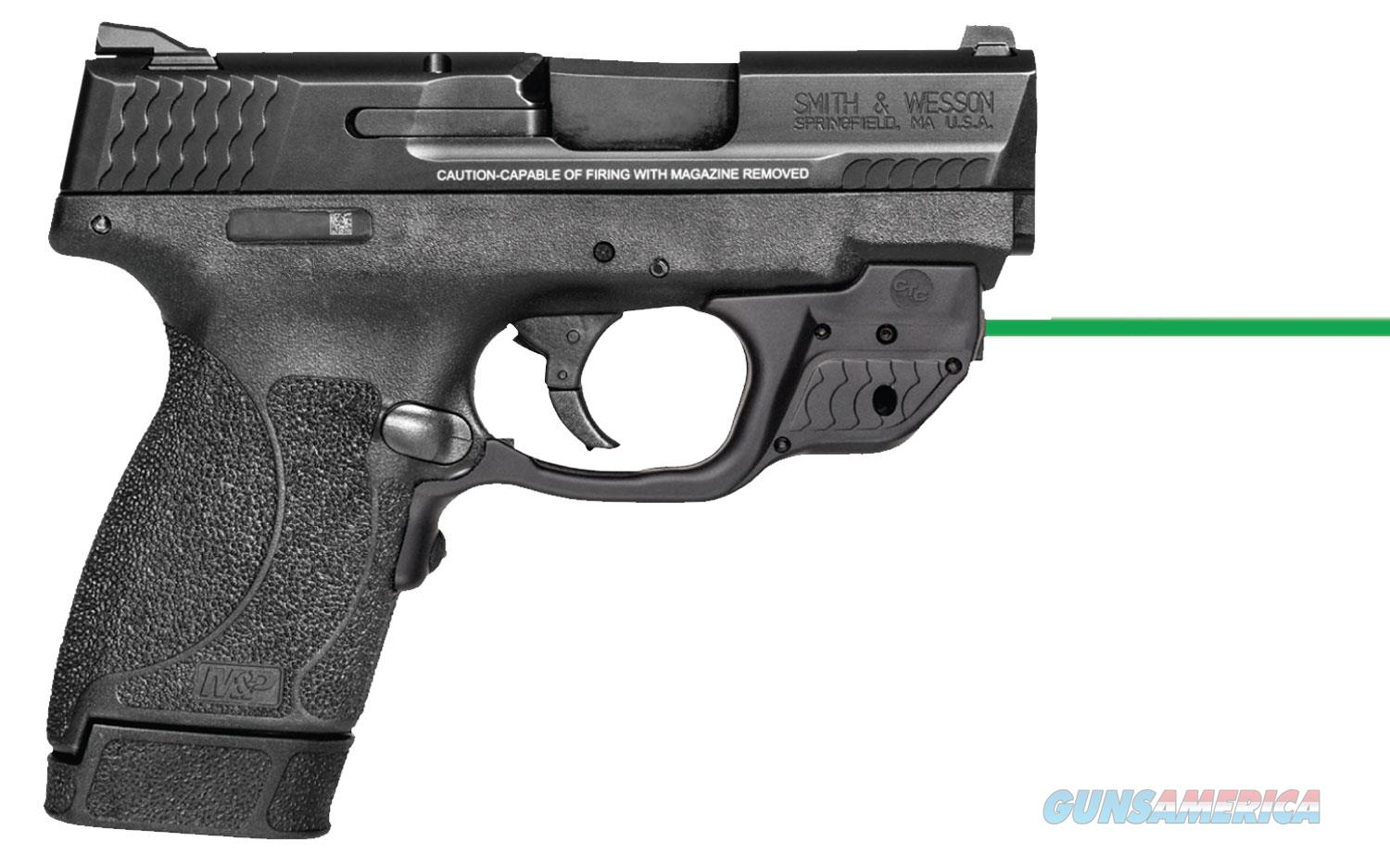 """Smith & Wesson 11881 M&P 45 Shield M2.0 SAFETY Crimson Trace Green Laserguard """"NO CREDIT CARD FEE  Guns > Pistols > Smith & Wesson Pistols - Autos > Shield"""