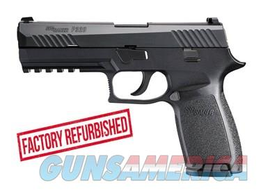 "SIG SAUER P320 FULL SIZE USED 40 S&W NIGHT SIGHTS ""NO CREDIT CARD FEE ""  Guns > Pistols > Sig - Sauer/Sigarms Pistols > P320"