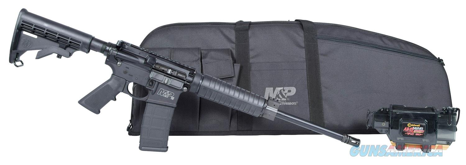 SMITH AND WESSON M&P15 SPORT II OR KIT 223/5.56 12306 30+1 NO CREDIT CARD FEE FREE BAG & LOADER  Guns > Rifles > Smith & Wesson Rifles > M&P
