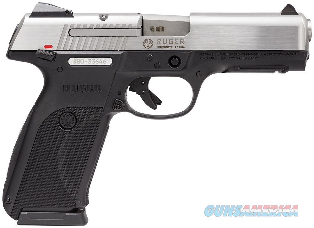"Ruger SR45 3801 45 ACP 10+1 Thumb Safety ""NO CREDIT CARD FEE""  Guns > Pistols > Ruger Semi-Auto Pistols > SR Family > SR45"