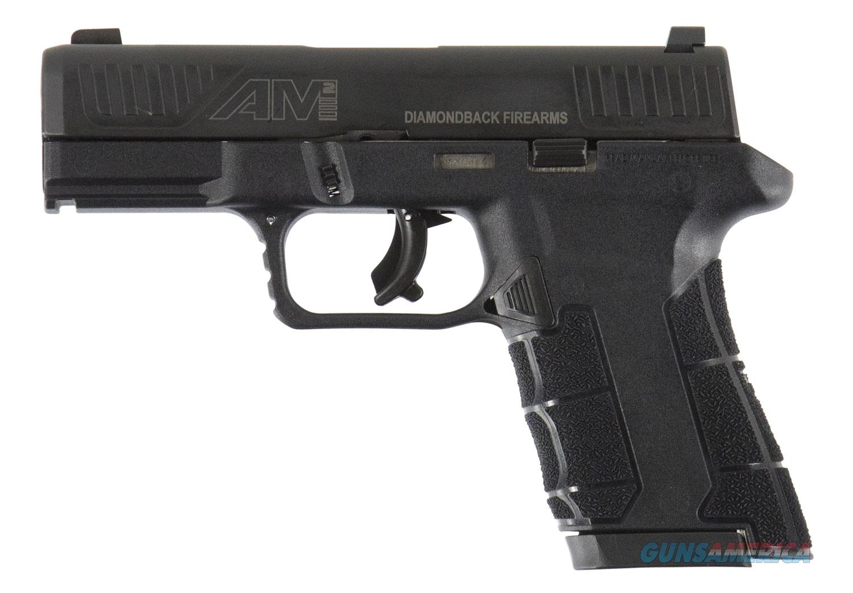 "Diamondback DBAM29 9mm compact 17+1/12+1 Mags *WHAT A DEAL* ""NO CREDIT CARD FEE""  Guns > Pistols > Diamondback Pistols"