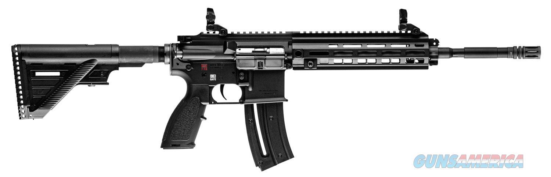 "HK 81000401 HK 416 22LR 20+1 16"" Flip UP Sights ""NO CREDIT CARD FEE""  Guns > Rifles > Heckler & Koch Rifles > Tactical"