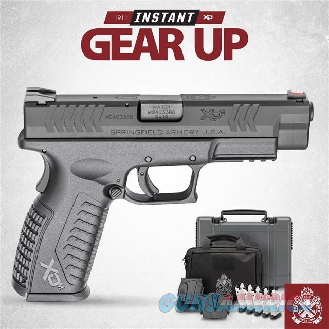 """Springfield XDM 9MM, 4.5"""" 19+1 Gear UP Package 5 Mag, Range Bag, Hard Case, Holster, Mag Pouch """"NO CREDIT CARD FEE""""  Guns > Pistols > Springfield Armory Pistols > XD-M"""
