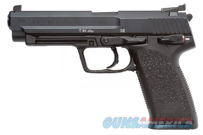 "HECKLER AND KOCH USP45 EXPERT 45acp 12+1 5"" Double / Single Action Adjustable Sights""NO CC FEE  Guns > Pistols > Heckler & Koch Pistols > Polymer Frame"
