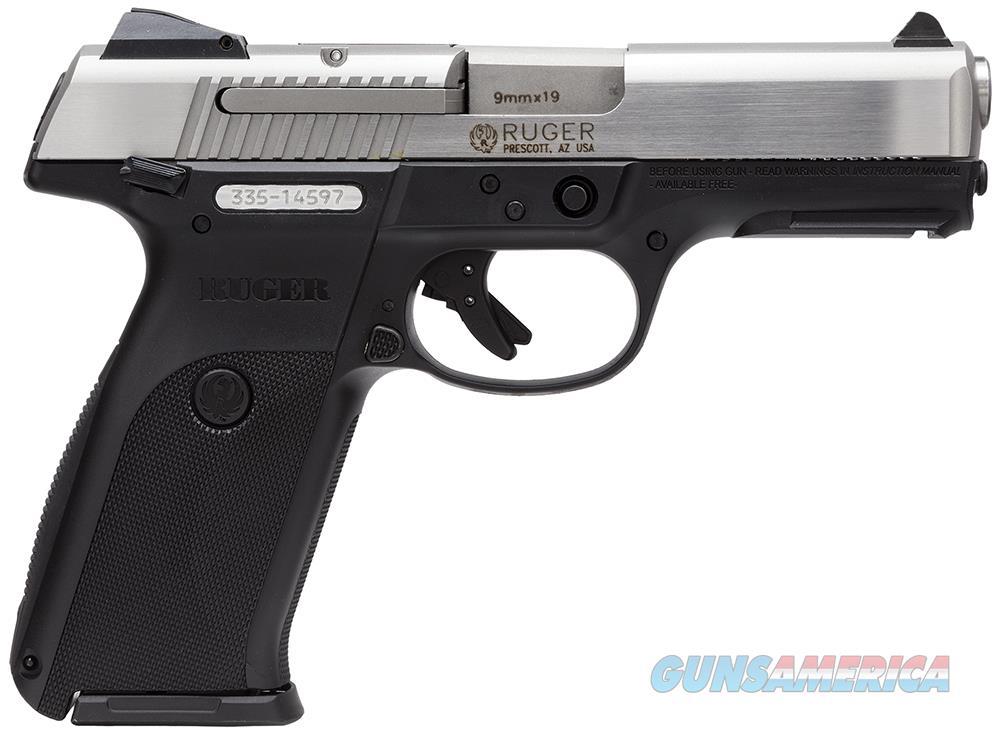 "Ruger SR9 3301 9mm 17+1 THUMB SAFETY ""NO CREDIT CARD FEE""  Guns > Pistols > Ruger Semi-Auto Pistols > SR Family > SR9"