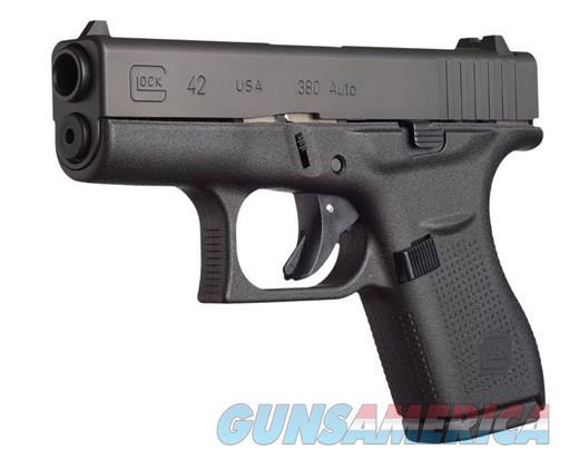 "GLOCK G42 380 ACP 2-6+1 MAGS ""NO CREDIT CARD FEE""  Guns > Pistols > Glock Pistols > 42"