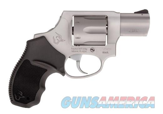 """Taurus 2856029CH 856 Concealed Hammer 38sp 6-Shot Stainless/rubber grips """"NO CREDIT CARD FEE""""  Guns > Pistols > Taurus Pistols > Revolvers"""