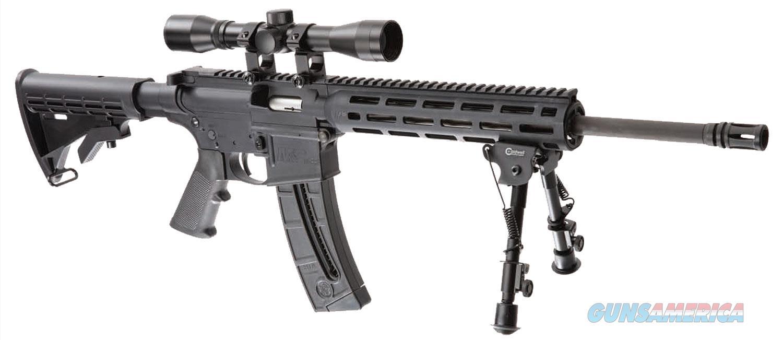 "Smith & Wesson M&P15-22 13065 Sport II 22LR 25+1 Caldwell XLA bipod, 4x32 Scope""NO CREDIT CARD FEE""  Guns > Rifles > Smith & Wesson Rifles > M&P"