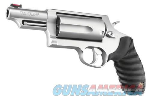 "TAURUS JUDGE 410/45 3"" Stainless ""NO CREDIT CARD FEE""  Guns > Pistols > Taurus Pistols > Revolvers"