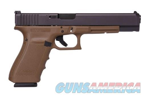 """GLOCK G40 G4 10MM FDE 6"""" PG4030103MOSD 3-15 mags MOS READY """"NO CREDIT CARD FEE"""" JUST RELEASED  Guns > Pistols > Glock Pistols > 40"""