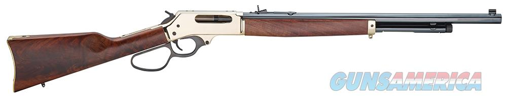 HENRY LARGE LOOP BRASS 45-70 GOVT. NO CREDIT CARD FEE  Guns > Rifles > Henry Rifle Company