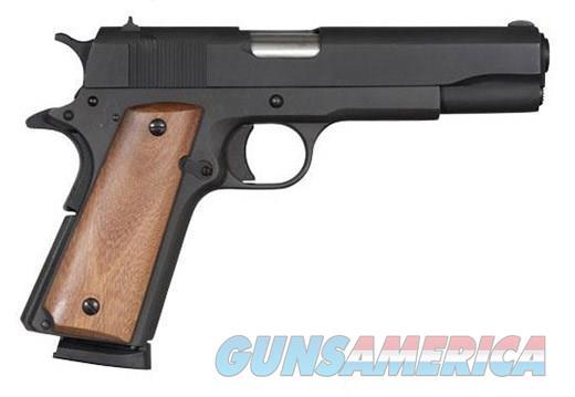 "Rock Island M1911-A1 GI 51421 45acp 8+1 $389 (after $50 mail in Rebate https://armscor.com  *NO CREDIT CARD FEE""  Guns > Pistols > Rock Island Armory Pistols > Rock Island"