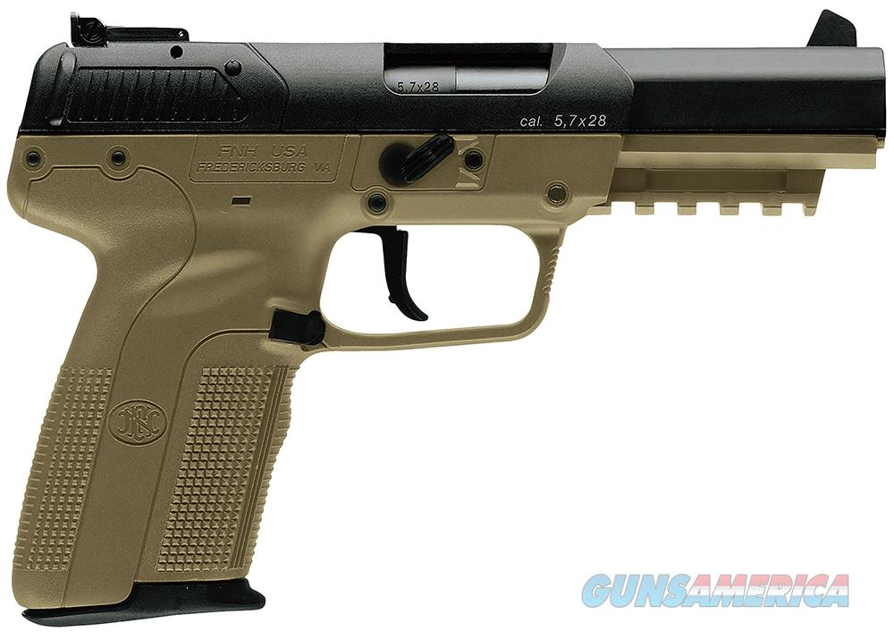 "FN 3868929350 Five-seveN 5.7x28mm FDE (3) 20rd Mag  *SUPER DEAL* ""NO CREDIT CARD FEE""  Guns > Pistols > FNH - Fabrique Nationale (FN) Pistols > FiveSeven"