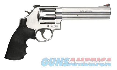 """SMITH AND WESSON 686 6"""" STAINLESS 357mag/38sp. NO CREDIT CARD FEE   Guns > Pistols > Smith & Wesson Revolvers > Med. Frame ( K/L )"""