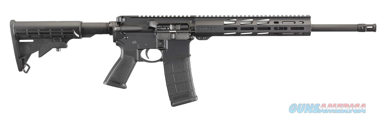 "Ruger 8529 AR-556 223/5.56 30+1 6-Position Stock 11"" MAGPUL M-LOK Handguard ""NO CREDIT CARD FEE""  Guns > Rifles > Ruger Rifles > AR Series"