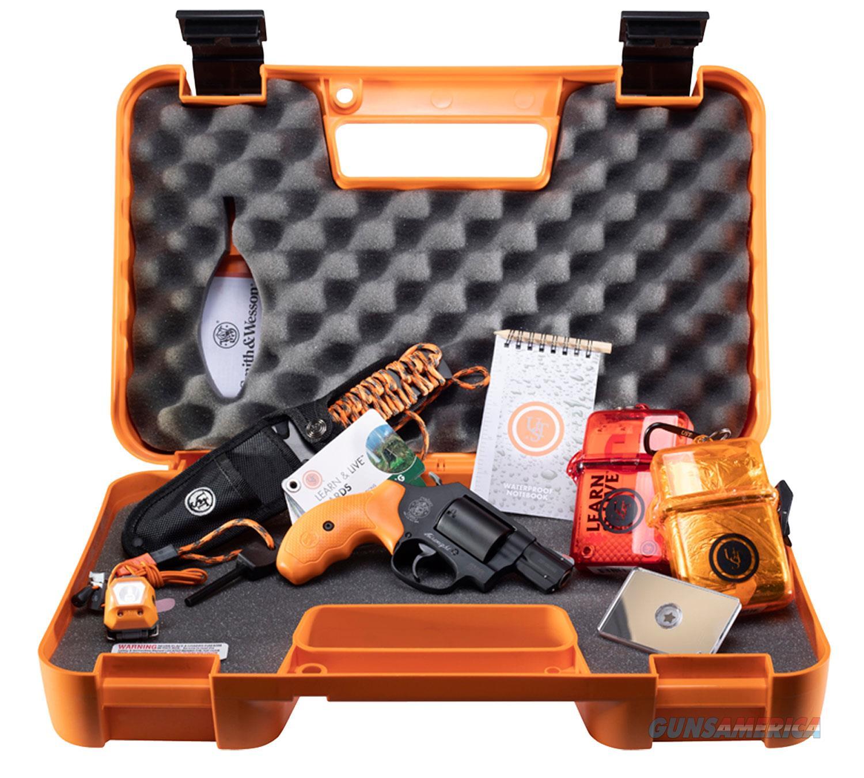 "Smith & Wesson 12601 360 Survival Kit 357 mag ""NO CREDIT CARD FEE"" unfluted cylinder 14.9oz  Guns > Pistols > Smith & Wesson Revolvers > Med. Frame ( K/L )"