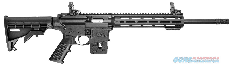 Smith & Wesson M&P15-22 Sport *CA,CO,MD Compliant 6 Position Stock 22 LR 10+1  Guns > Rifles > Smith & Wesson Rifles > M&P